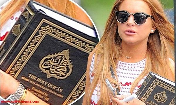 [تصویر: Lindsay-Lohan-Quran.jpg]
