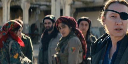 قطعه ای از فیلم: گلشیفته فراهانی در فیلم تازه اش، که به بخش مسابقه جشنواره کن امسال راه پیدا کرده است