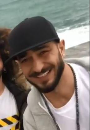 ببینید: سامی بیگی، به ایران و بندر انزلی آمده است+ ویدیویی که یک بازیگر سینما و صدا و سیما در کنار او منتشر کرد