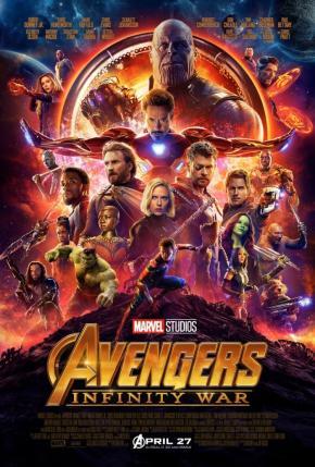 کمتر از پنجاه روز به اکران مورد انتظارترین فیلم 2018 باقی مانده Avengers: Infinity War+ پوستر تازه/ ملاقات