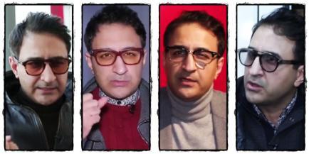 مجموعه ویدیوهای نقدهای تصویری امیر قادری بر فیلم های جشنواره سی و ششم: از