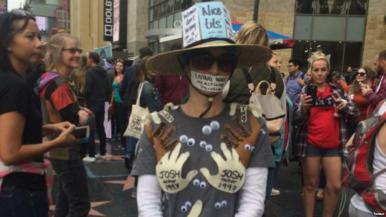 متهمان تازه آزار جنسی در سینما و تلویزیون آمریکا+ راهپیمایی در لس آنجلس
